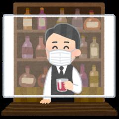 日本人のバーの楽しみ方は「茶道」みたいなところがありますね。