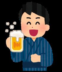 私はやっぱり「とりあえずビール」派です。